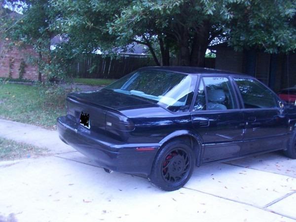 94 Saturn Sl2 1994 Saturn S