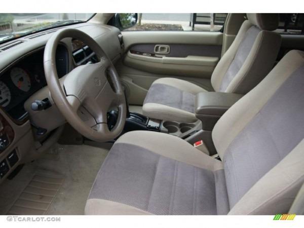 2000 Nissan Pathfinder Se 4x4 Interior Photo  39329620