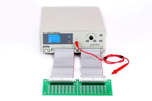 Hps9820 Cable Test Machine Wire Harness Tester For Usb Cable