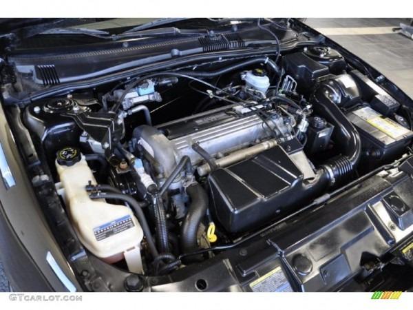 2004 Chevrolet Cavalier Ls Sport Coupe 2 2 Liter Dohc 16