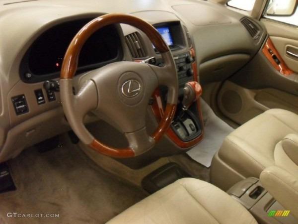 2003 Lexus Rx 300 Interior Photo  46967724