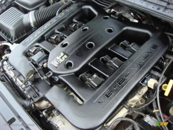 2002 Dodge Intrepid R T 3 5 Liter Sohc 24