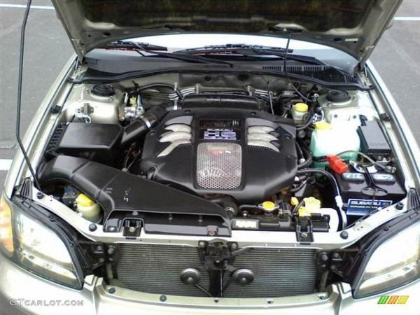 2003 Subaru Outback H6 3 0 Wagon 3 0 Liter Dohc 24  U2013 Car