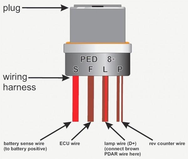 4 Wire Gm Alternator Wiring