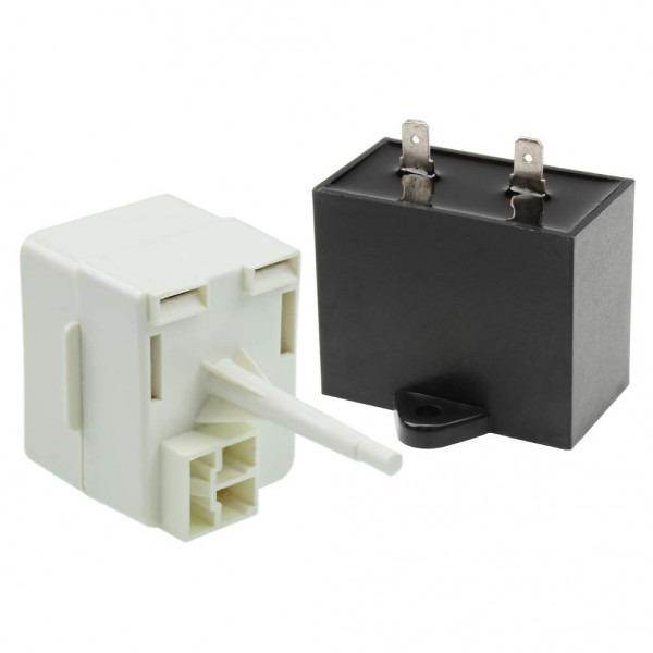 Amazon Com  W10613606 Refrigerator Compressor Start Relay