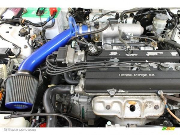 1999 Acura Integra Ls Coupe 1 8 Liter Dohc 16