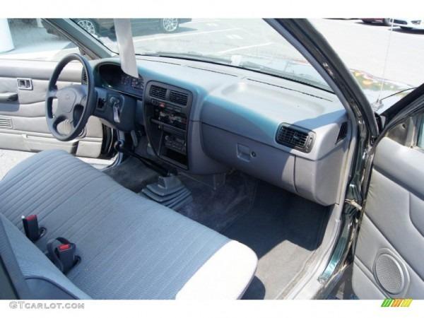 1994 Black Emerald Pearl Metallic Nissan Hardbody Truck Xe Regular