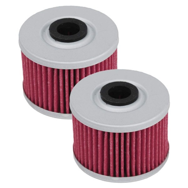 Amazon Com  Hifrom (pack Of 2) Oil Filter For Honda Trx250 Cbf250