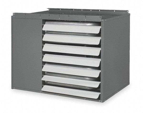 Dayton Gas Unit Heater, Ng Lp, Propeller, Btuh Input 120, 000