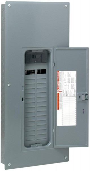 Distribution Equipment & Enclosures Load Centers & Service