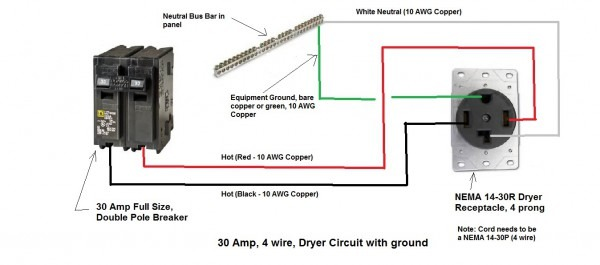 Wire 3 Prong Dryer Cord Diagram Furthermore 3 Prong Dryer