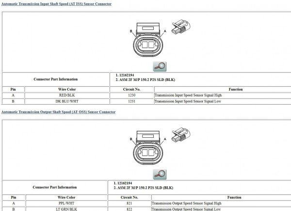 4l80e Wiring Schematic