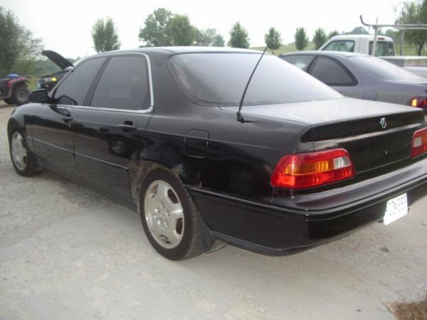 Fs  1994 Acura Legend Gs  $2000 Auto Black