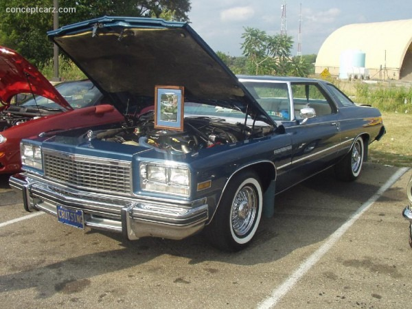 1976 Buick Lesabre Technical And Mechanical Specifications