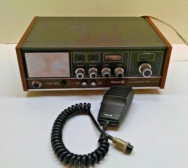 Details About Vintage Royce Model 1