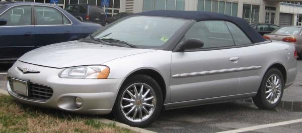 2003 Chrysler Sebring Gtc