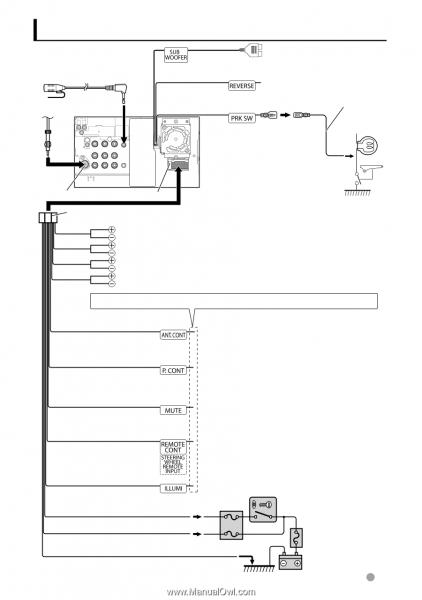 Kenwood Ddx470 Manual