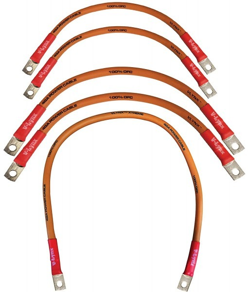 Amazon Com  Ez Go X444 Ezgo Golf Cart Battery Cable 5 Piece Kit 4