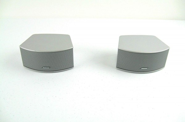 Amazon Com  Bose 321 Gs Gemstone Speakers Silver 3