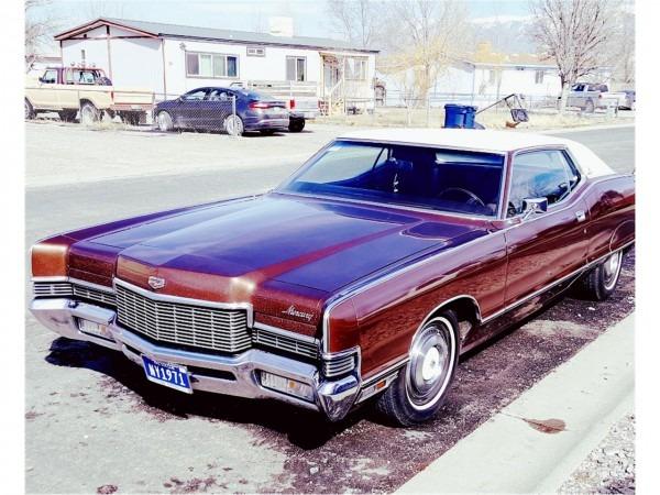 1971 Mercury Marquis For Sale