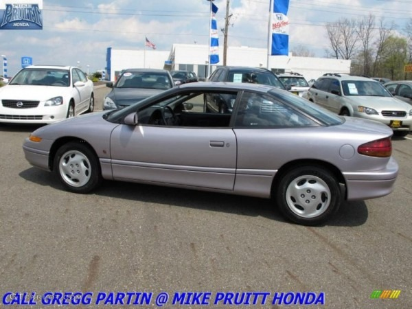 Traded My 92 Saturn Sc2 In For A 95 Version Of The Same Car  My 95