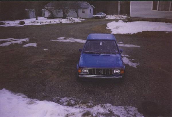 Coal  1985 Plymouth Horizon – An All