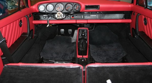 Carpet Kit 85 88 For Porsche 911