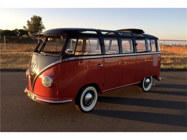 1956 Volkswagen Bus For Sale