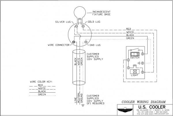 Refrigeration Wiring Circuits