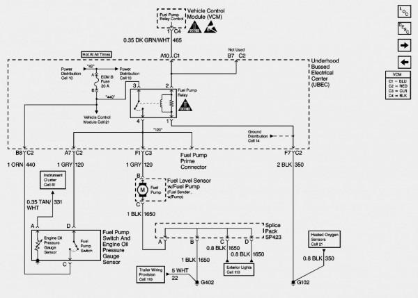 Saab Fuel Pump Wiring Diagrams