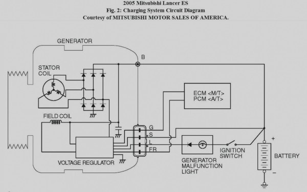 Delco Cs Alternator Wiring Diagram