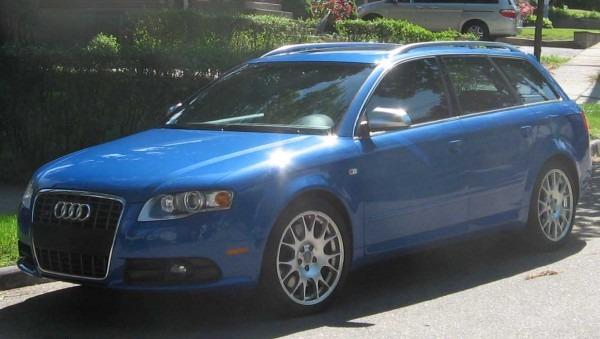 File Audi S4 Avant B7 Front Jpg