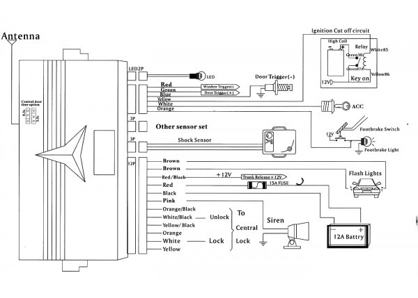 Karr Wiring Diagram