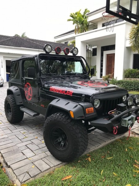 Great 2002 Jeep Wrangler Sport Tj 2002 Jeep Wrangler Sport Tj