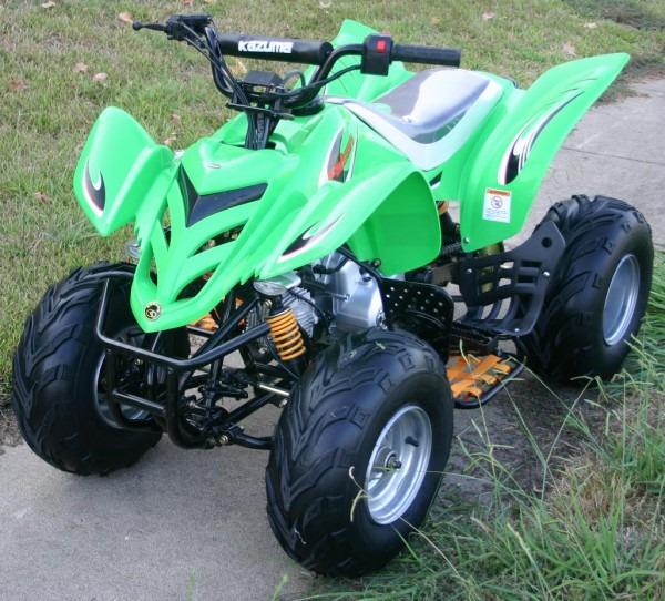 Kazuma Baby Falcon 110cc Atv