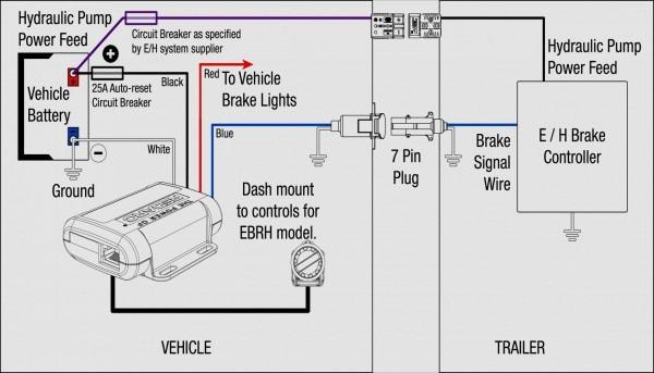 Tekonsha P3 Brake Controller Wiring Diagram