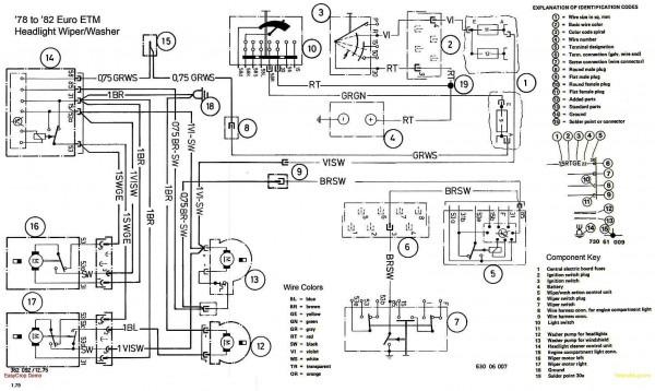 Bmw 3 Series Wiring Diagram