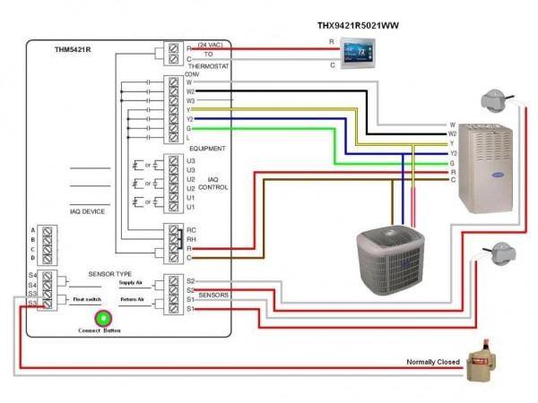 Hvac Switch Wiring