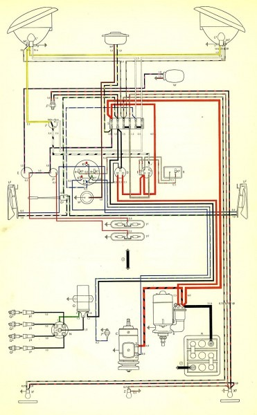 Vs Commodore Tail Light Wiring Diagram