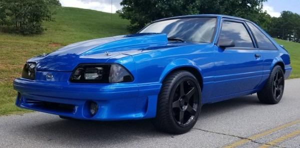1990 Mustang Lx 5 0 Hatchback