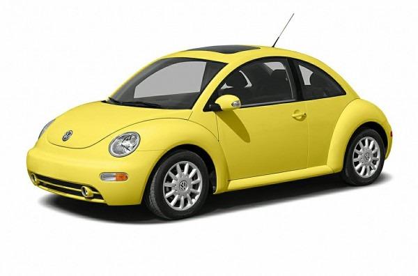 2004 Volkswagen New Beetle Safety Recalls