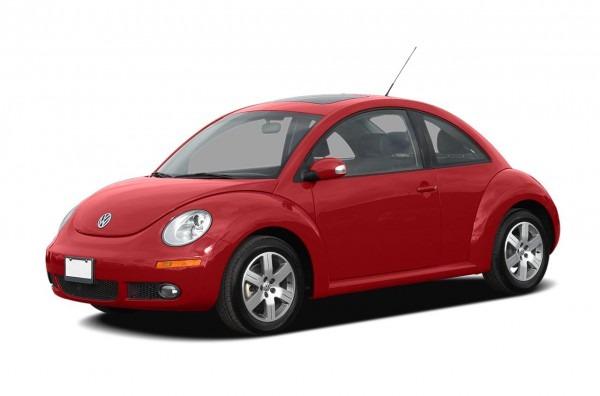 2008 Volkswagen New Beetle Safety Recalls