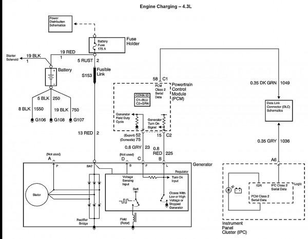 10si alternator wiring diagram