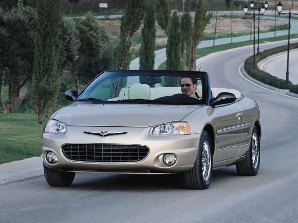 Chrysler Sebring Convertible Specs & Photos
