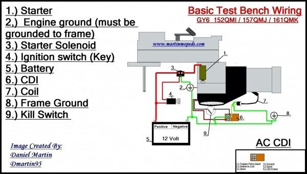 6 Wire Cdi Wiring