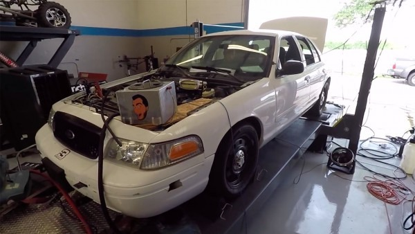 Crown Vic With A Shelby Gt500 Supercharged V8 – Part 6 – Engine