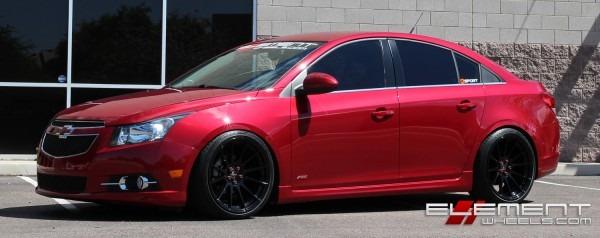 Chevrolet Cruze Wheels