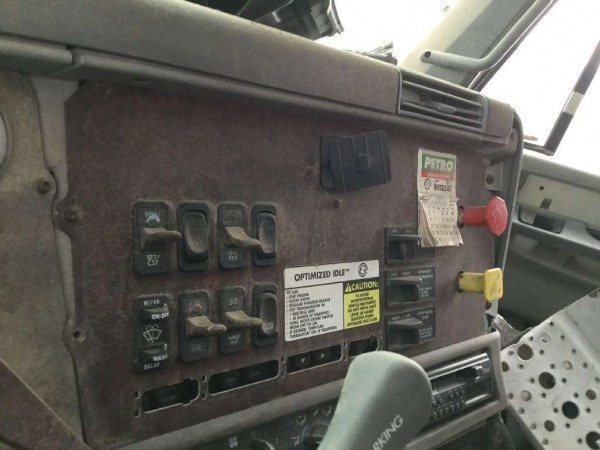 1999 Freightliner Century Class 120 Dash Panel For Sale