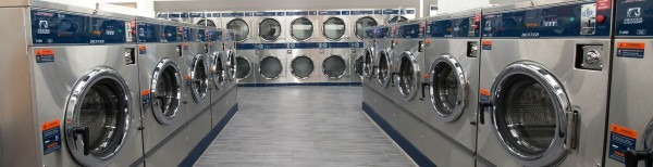 Dexter Laundry Vended, Coin Operated Washing Machines, Dryers