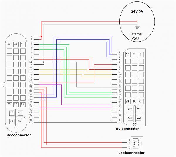Vga Wall Plate Wiring Diagram